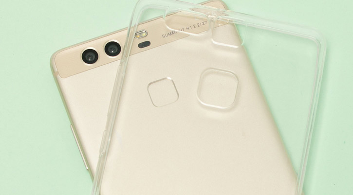 Flexishield Huawei P9 Gel Case - 100% Clear