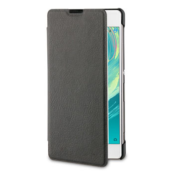 Roxfit Urban Book Sony Xperia XA Case - Black
