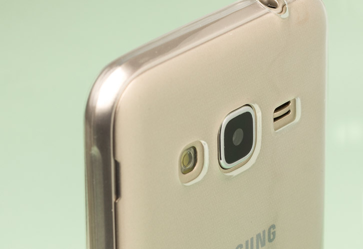 Olixar Ultra-Thin Samsung Galaxy J3 2016 Case - 100% Clear