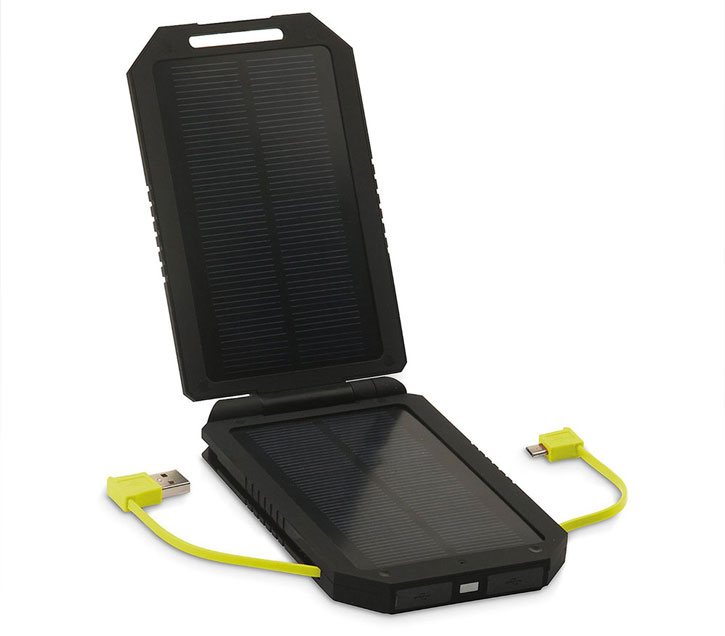 Secur 6000mAh Solar Power Bank