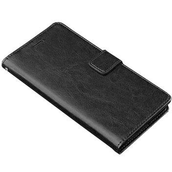 Olixar Huawei Y6 Wallet Case - Black
