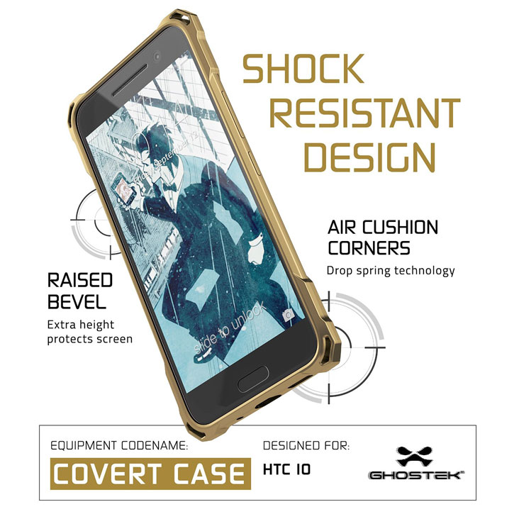 DasPosted On: ghostek covert htc 10 bumper case clear gold Creed Revelations Chameleon