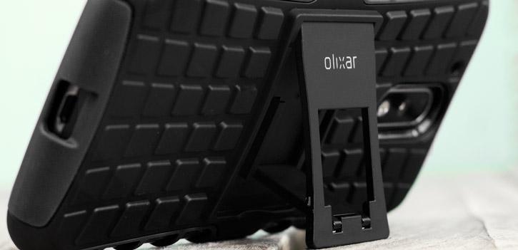 Olixar ArmourDillo Lenovo Moto G4 Protective Case - Black