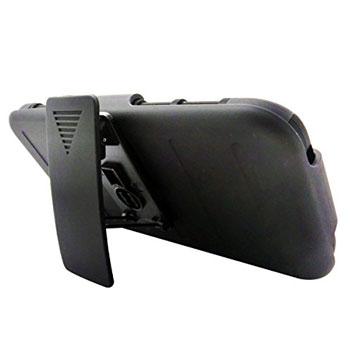 Zizo Robo Combo HTC 10 Tough Case & Belt Clip - Black