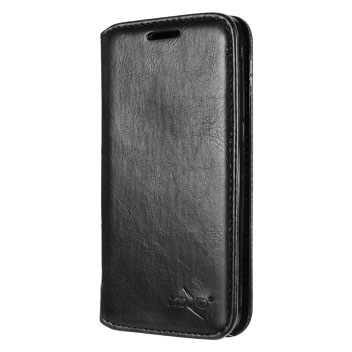 Zizo Leather Style LG Stylus 2 Wallet Case - Black