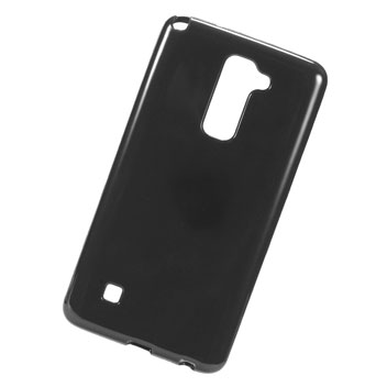 Zizo LG Stylus 2 Gel Case - Smoke Black