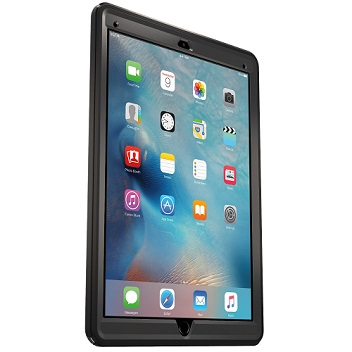 OtterBox Defender Series iPad Pro Tough Case - Black