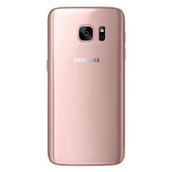 Samsung Galaxy S7 Edge SIM Free - Unlocked - 32GB - Pink Gold