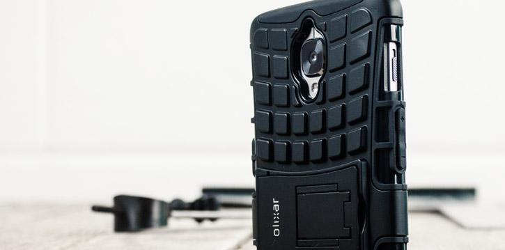 Olixar ArmourDillo OnePlus 3 Protective Case - Black