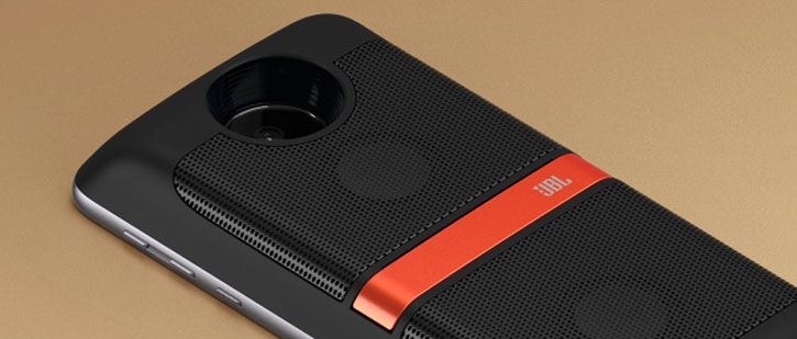 Official Motorola Moto Mod Insta-Share Projector