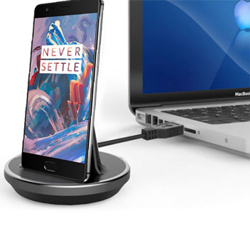 Kidigi OnePlus 3 Desktop Laddningsdock