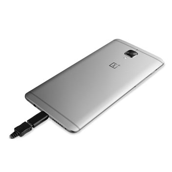 Olixar OnePlus 3T / 3 Micro USB till USB-C Adapter