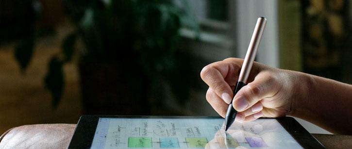Adonit Pixel iPad Precision Stylus - Black