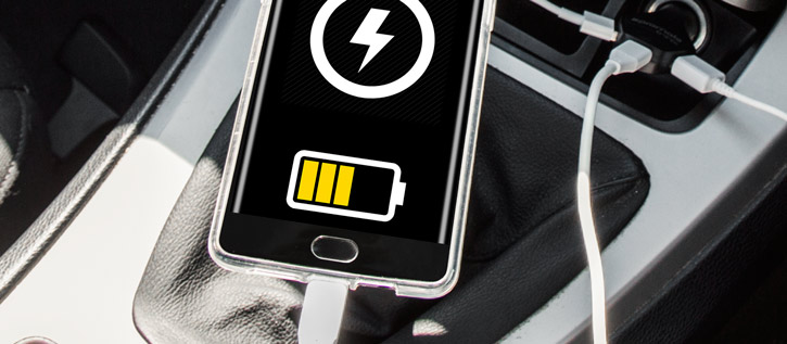 Chargeur voiture USB-C et double USB Promate 8.4A Charge rapide Qualcomm