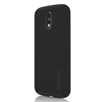 Incipio DualPro Moto G4 Plus Case - Black