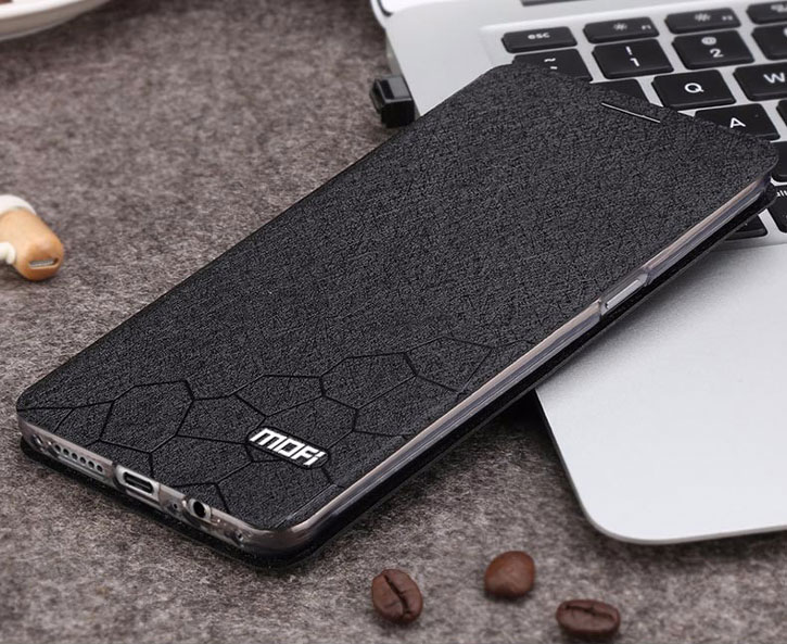designer fashion 96eff 7b28c MOFi Slim Flip OnePlus 3T / 3 Case - Black