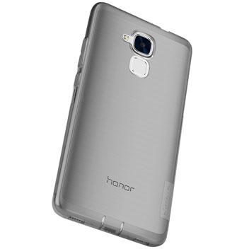 Nillkin Nature Huawei Honor 5C Gel Case - Grey