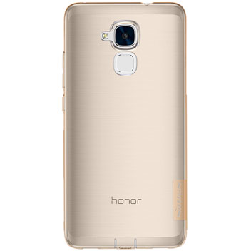 Nillkin Nature Huawei Honor 5C Gel Case - Gold