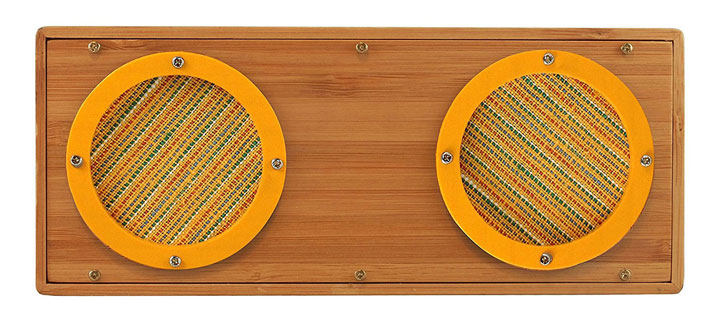 Otis & Eleanor Bamboo Wireless Bluetooth Speaker - Cape Town