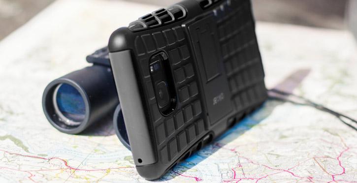 Olixar ArmourDillo Hybrid Samsung Galaxy Note 7 Case - Black