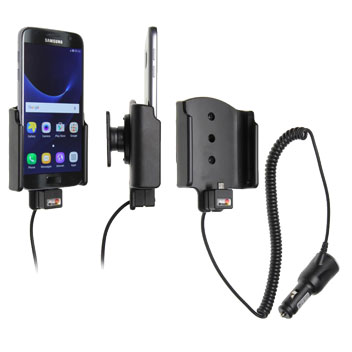 Brodit Samsung Galaxy S7 Active Holder With - Swivel & Cig-Plug