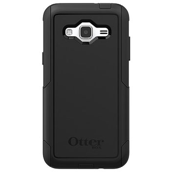 OtterBox Commuter Series Samsung Galaxy J3 2016 Case - Black