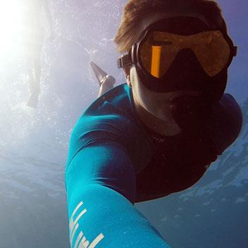 PolarPro GoPro Hero4 Session Snorkel Filter