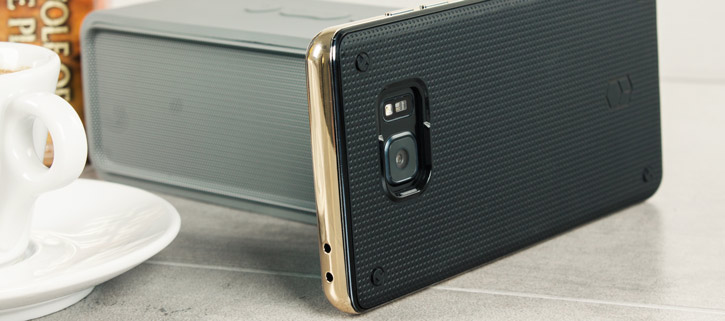 Patchworks Flexguard Samsung Galaxy Note 7 Case - Gold