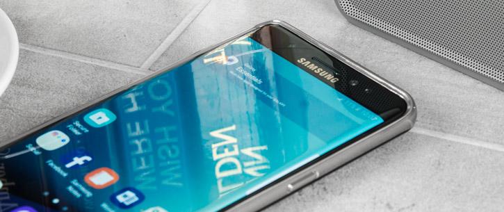 Patchworks Flexguard Samsung Galaxy Note 7 Case - Silver