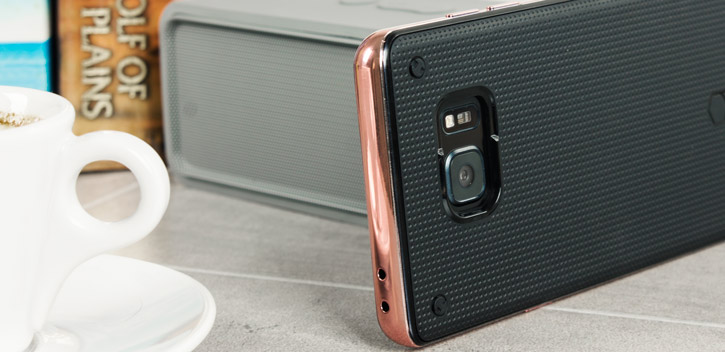 Patchworks Flexguard Samsung Galaxy Note 7 Case - Rose Gold