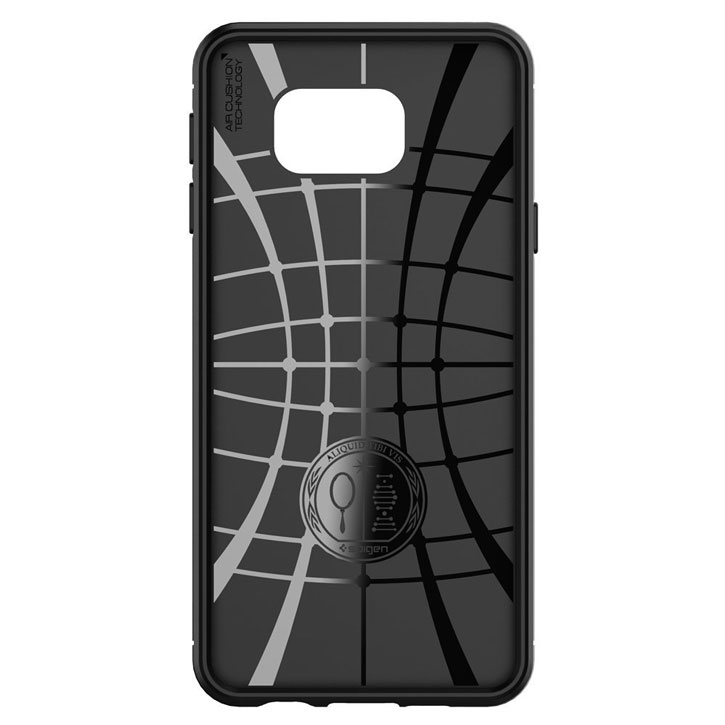 Spigen Rugged Armor Samsung Galaxy A3 2016 Tough Case - Black