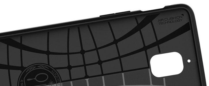 Spigen Rugged Armor OnePlus 3 Tough Case - Black