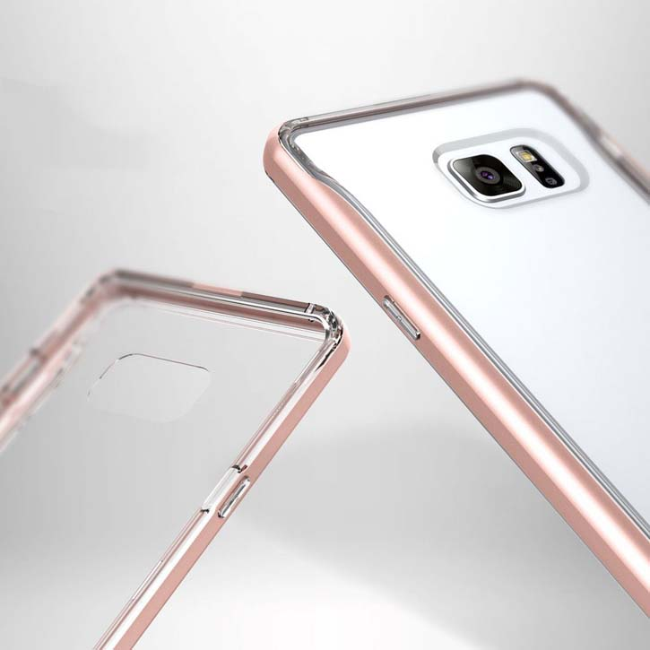 Caseology Skyfall Series Samsung Galaxy Note 7 Case - Rose Gold