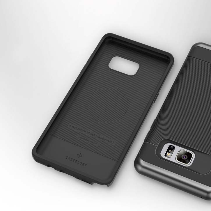 Caseology Wavelength Series Samsung Galaxy Note 7 Case - Black