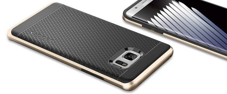 Spigen Neo Hybrid Samsung Galaxy Note 7 Case - Champagne Gold