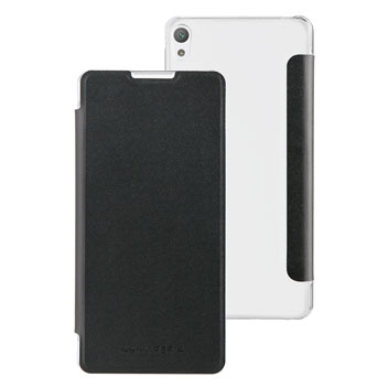 Roxfit Urban Book Sony Xperia E5 Case - Black