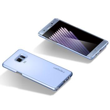 Spigen Thin Fit Samsung Galaxy Note 7 Case - Blue Coral