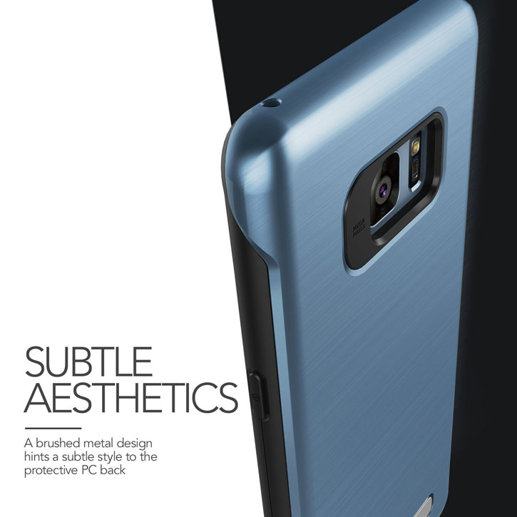 VRS Design Duo Guard Samsung Galaxy Note 7 Case - Blue Coral