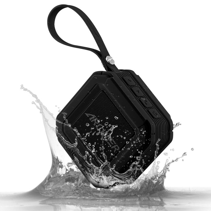 Archeer A106 Outdoor Rugged 5W Waterproof Bluetooth Speaker - Black