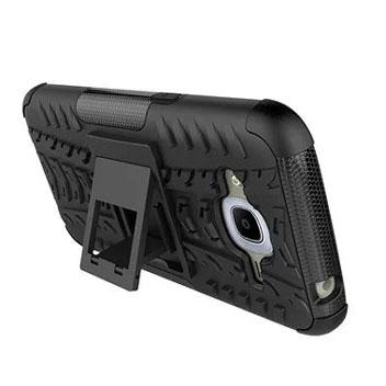 ArmourDillo Samsung Galaxy J2 2016 Protective Case - Black