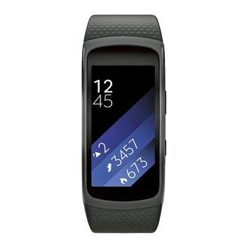 Bracelet Sport GPS Samsung Gear Fit2 – Noir