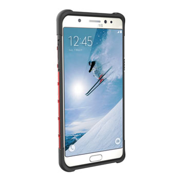 UAG Samsung Galaxy Note 7 Protective Case - Magma / Black