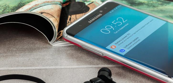 Matchnine Pinta Stand Samsung Galaxy Note 7 Case - Deep Pink