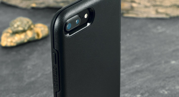 OtterBox Symmetry iPhone 7 Plus Case - Black