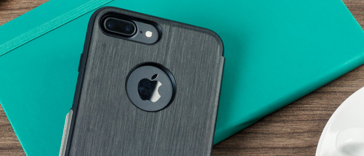 Moshi SenseCover iPhone 7 Plus Smart Case - Charcoal Black