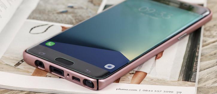 Matchnine Hori Samsung Galaxy Note 7 Slim Case - Rose Gold
