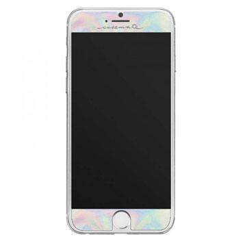 protection d 39 cran iphone 7 case mate gilded verre tremp iridescent. Black Bedroom Furniture Sets. Home Design Ideas
