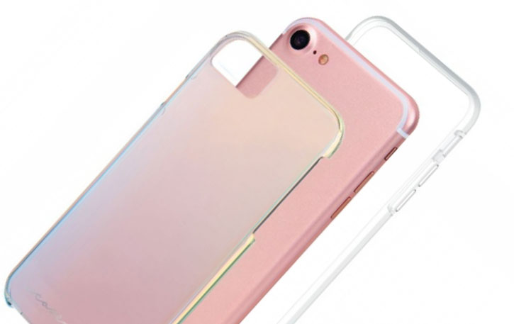 Case-Mate Naked Tough iPhone 7 Case - Iridescent