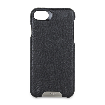 Vaja Grip iPhone 6S / 6 Premium Leather Case - Black / Rosso