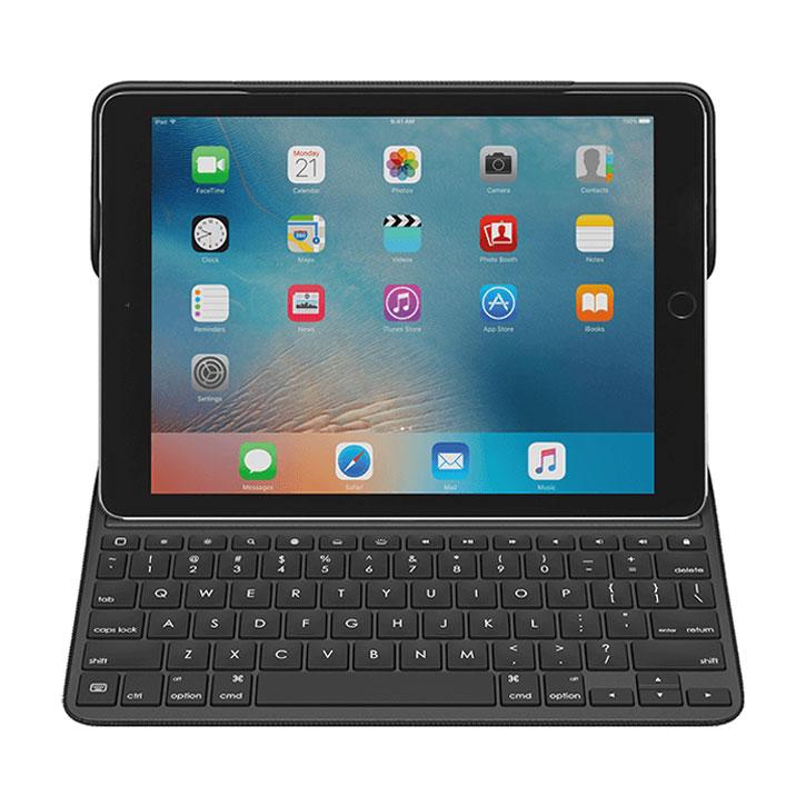 Logitech Create iPad Pro 9.7 inch Backlit Keyboard Case ...